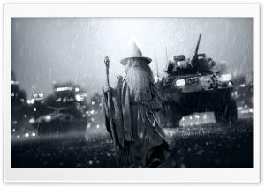 Gandalf the Grey 4K