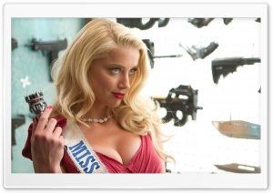 Machete Kills Amber Heard 2013