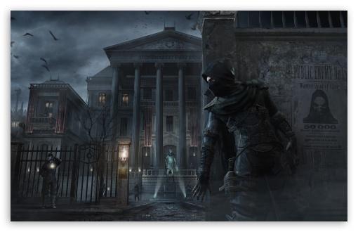 Download Thief 4 Bank Heist Mission UltraHD Wallpaper