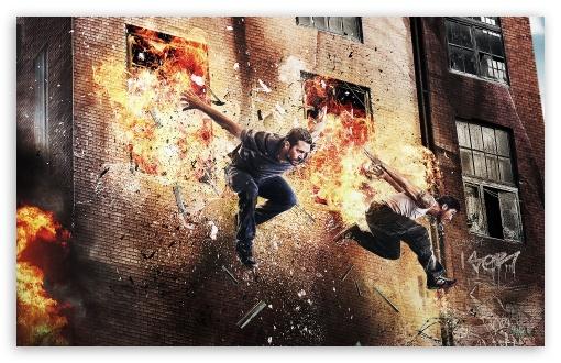 Download Brick Mansions Paul Walker UltraHD Wallpaper