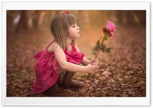 Dreamy Child Girl