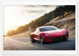 Tesla Roadster Electric...