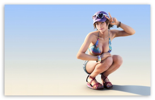 Download Tekken Tag Tournament 3 UltraHD Wallpaper