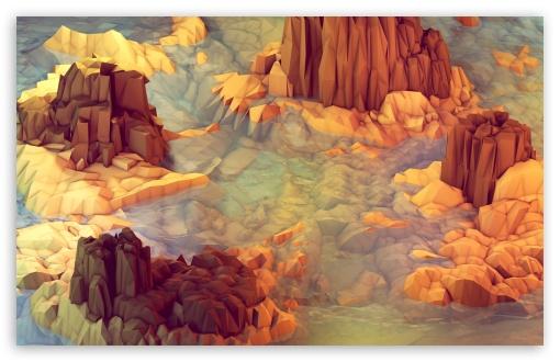Download Abstract Surface UltraHD Wallpaper