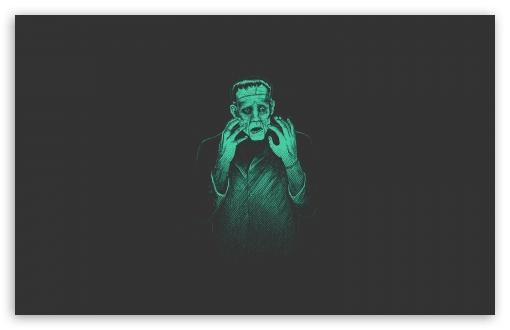 Download Frankenstein Monster UltraHD Wallpaper