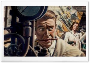 1950 American Painting