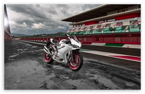 Download Ducati 959 UltraHD Wallpaper