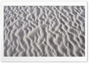 White Desert Sand