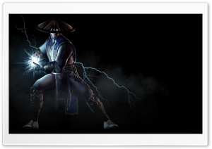 Mortal Kombat X Raiden, the...