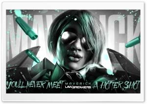 LawBreakers video game, Maverick
