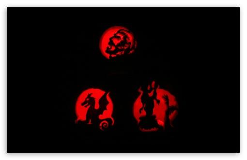 Download Happy Halloween UltraHD Wallpaper