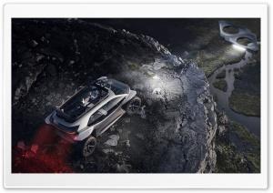 Audi AI Trail Car, Off Road