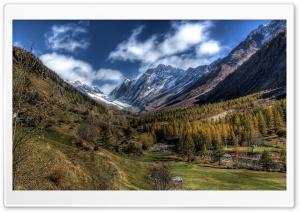 Mountains Landscape Nature 63