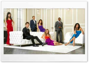 Mistresses TV Show Cast