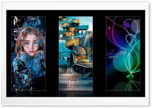 Tony Kokhan Design Wallpapers...