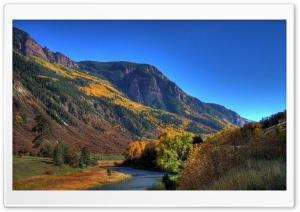 Autumn In Mountains 3