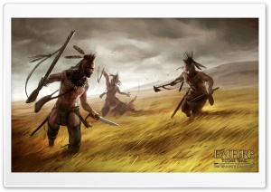 Empire Total War The Warpath...