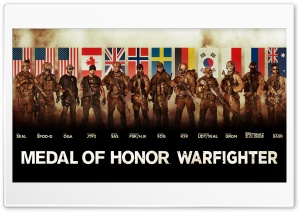 Medal of Honor Warfighter...