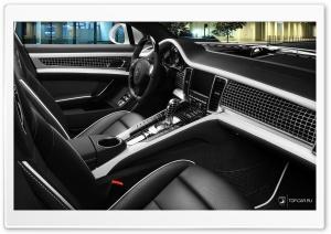 Interior Porsche Panamera...