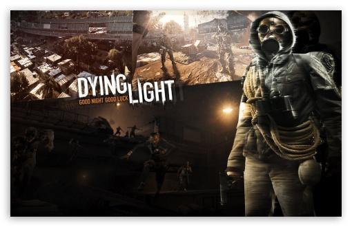 Download Dying Light Video Game UltraHD Wallpaper