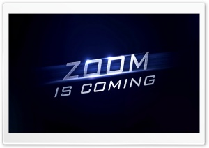 The Flash CW - Zoom is coming