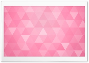 Pink Abstract Geometric...
