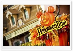Happy Halloween Time