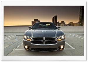 Dodge Charger SRT Front
