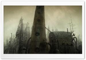 Tower, Machinarium Game