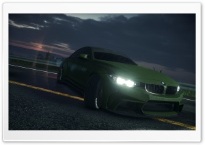 Need For Speed BMW M4