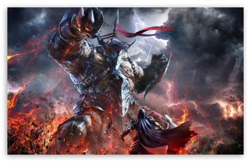 Download Lords of The Fallen Video Game UltraHD Wallpaper