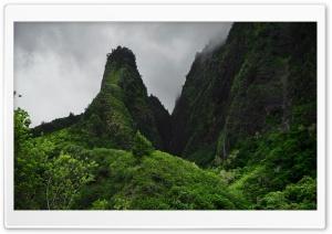 Iao Valley, Maui, Landscape
