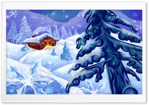 Winterscape Christmas