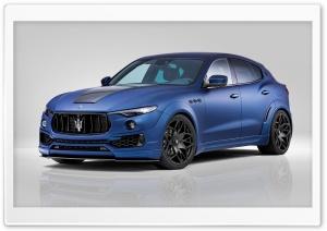 Novitec Maserati Levante...