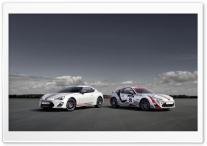 2014 Toyota GT 86 Cup Edition...