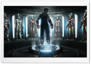 Iron Man 3 2013 Movie