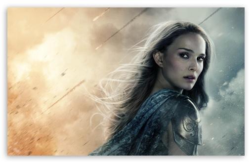 Download Thor the Dark World Jane Foster UltraHD Wallpaper