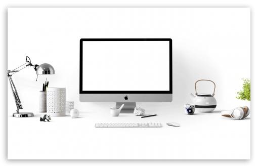 Download Office Desk Decor UltraHD Wallpaper