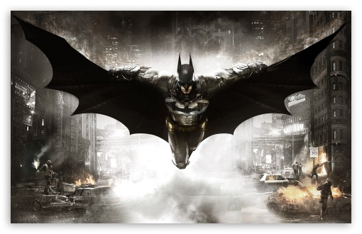 Download Batman Arkham Knight UltraHD Wallpaper