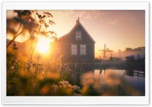 Netherlands, Zaanse Schans,...