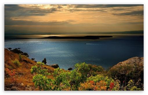 Download Archipelago Panoramic View UltraHD Wallpaper