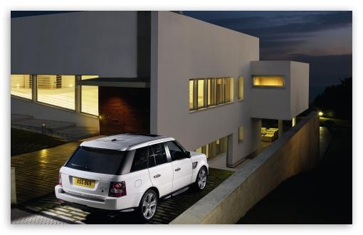 Download Range Rover Car 20 UltraHD Wallpaper