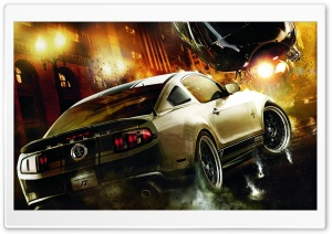 Need For Speed The Run - Shelby