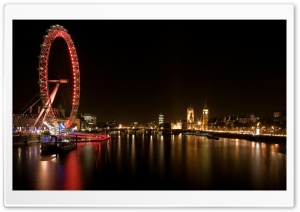 City Night Scenes England