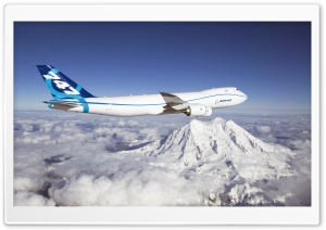 Boeing 747 Flying Altitude