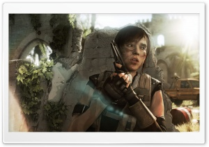 Beyond Two Souls Under Attack