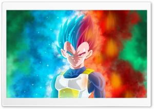 Vegeta, Dragon Ball Super