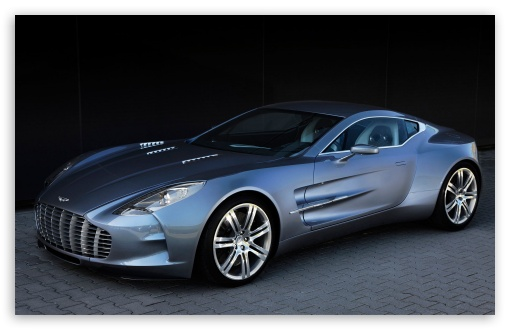 Download Aston Martin One-77 UltraHD Wallpaper