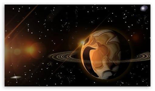 Download Planet UltraHD Wallpaper