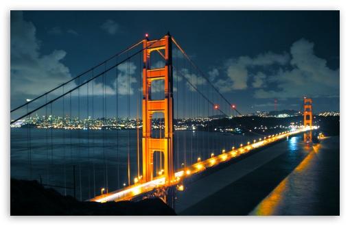 Download Golden Gate Bridge UltraHD Wallpaper